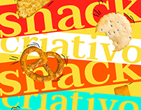 Snack Criativo: Visual Identity