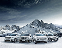 Jeep Winter Campaign - Italy Market