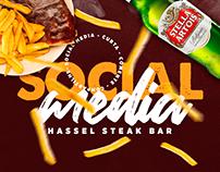 SOCIAL MEDIA - HASSEL STEAK BAR