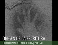2013.20_Arquetipos_Origen de la Escritura