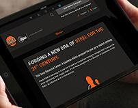 Flack Steel Website
