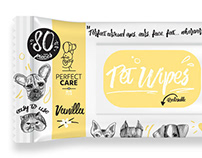 Perfect Care // Pet Wet Wipes