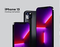 iPhone 13 Mockup Pack
