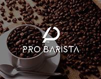 Pro Barista Coffee Branding