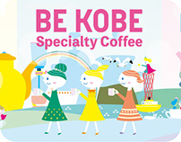 BE KOBE SPECIALTY COFFEE