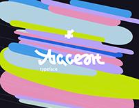Accent FONT