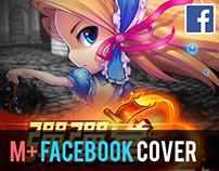 m+ Game Facebook Cover
