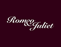 Romeo & Juliet Performance Posters