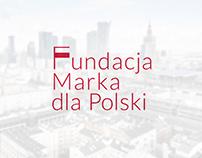 FUNDACJA MARKA DLA POLSKI | branding | Work for BNA