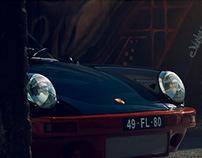 Porsche 911 G Outlaw