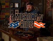 BYUtv / American Ride