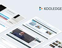 Kooledge - Video Learning Platform