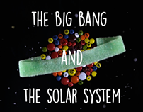 The Big Bang and the solar system