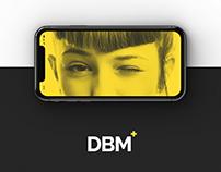 DBM - Novo posicionamento da marca