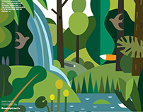 Ecology, Ъ Business Guide cover illustration