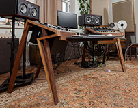 James Studio Desk