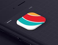 Mntad App Brand Identity