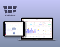KART-O-PAL : SaaS IOT Dashboard for Store Management
