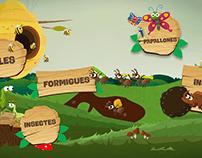 PLANET FACTORY APP EDUCATIVA LOS INSECTOS