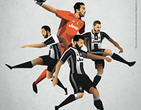 Juventus match day promotions - Poster 2