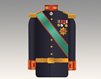 Ottoman Empire (Pasha) Soldier Uniform Icon