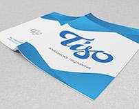 Tiso Commercial offer  brochure design