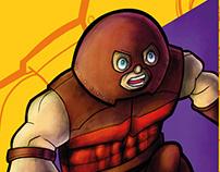 #retoxmen - The Juggernaut.