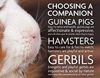 Small Pet Habitat Signage