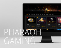 Pharaoh Gaming official website