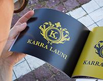 Karra Launi Brand Identity