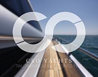 CSO YACHTS - Branding