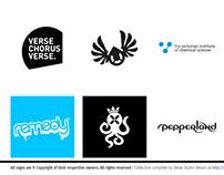 500 Logo Design Inspiration