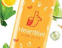 Slow Juice Packaging Design