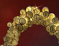 Infinite flow of bitcoin