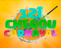 Selo promocional Carnaval