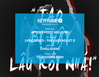 Lyric Video The Last / Chau Giang