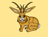 The Story of the Jackalope