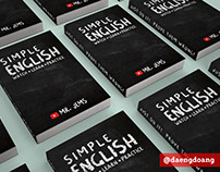 Simple English - Book Cover Design