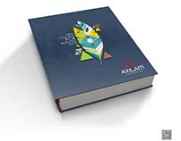 Axilam Laminate Catalog Design