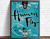 Poster Human Fly