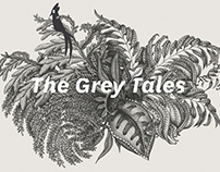 THE GREY TALES, Website