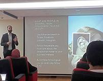 Social Media Training and Workshops