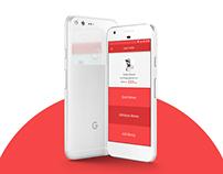 Revpay - online payment app design concept