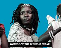 Women Of The Burning Spear.