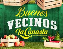 Buenos Vecinos - La Canasta