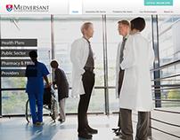 Medversant website