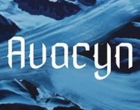 Avacyn | Typeface