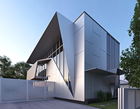 """""""Bike House by FMD Architects"""""""