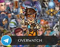 Overwatch Telegram Sticker Pack