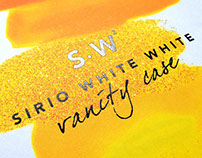 Sirio White White Visual Book